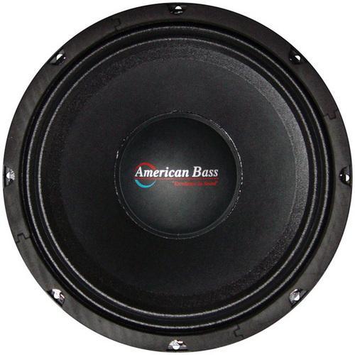 "American Bass 10"" Midrange Speaker (Sold each) 8Ohm"