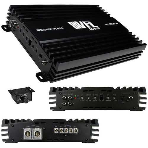 VFL Audio Competition Amplifier 2000 Watts RMS D Class