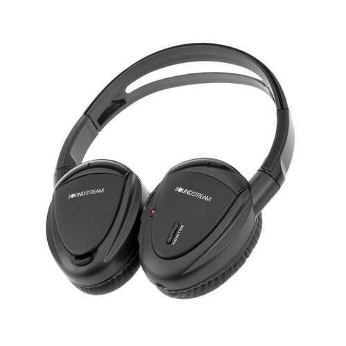 SoundStream Single 1ch IR Wireless Headphone (fold flat)