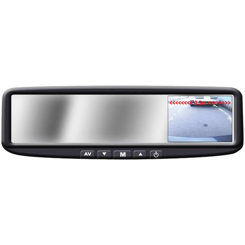 "Boyo 4.3"" Digital TFT LCD Mirror Monitor"