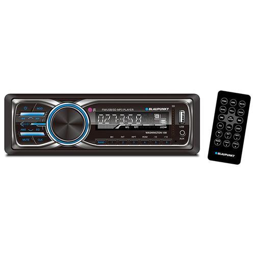 Blaupunkt single din mechless multimedia receiver