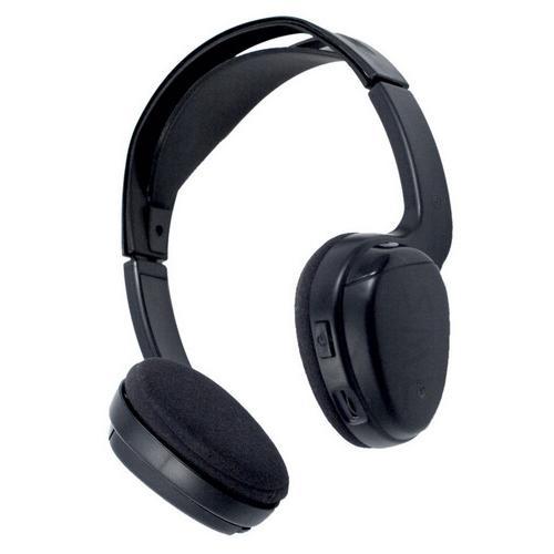 HEADPHONES WIRELESS POWER ACOUSTIK; IR; SOLD EACH