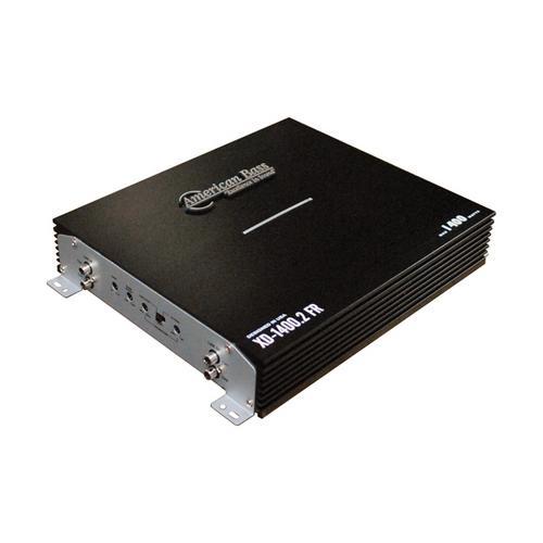 American Bass 2CH Amplifier 1400 Watts Max