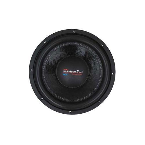 "American Bass 10"" Woofer 2000W Max 4 Ohm DVC"