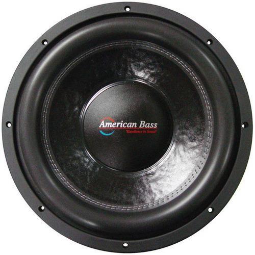 "American Bass 12"" Wooofer 2000W Max 4 Ohm DVC"