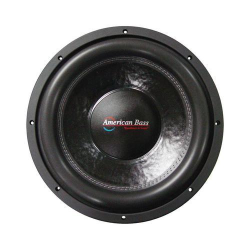 "American Bass 15"" Wooofer 3000W Max 4 Ohm DVC"