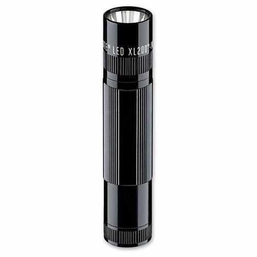 MAGLITE  XL200 3CELL AAA LED FLASHLIGHT BLACK-BLISTER PACK