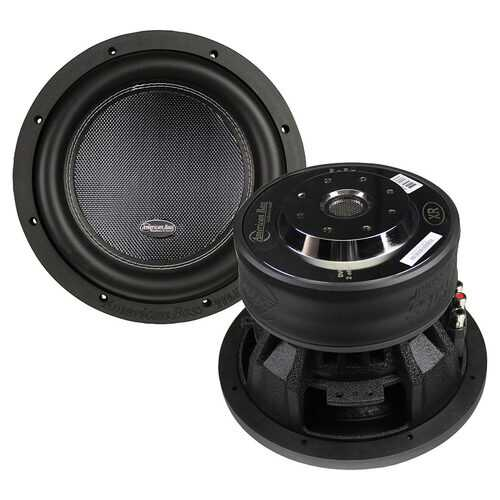 American Bass 10 Woofer 1000W RMS/2000W Max Dual 2 Ohm Voice Coils