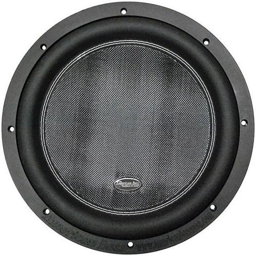"""American Bass 12"""" Woofer 1200W RMS/2400W Max Dual 2 Ohm Voice Coils"""