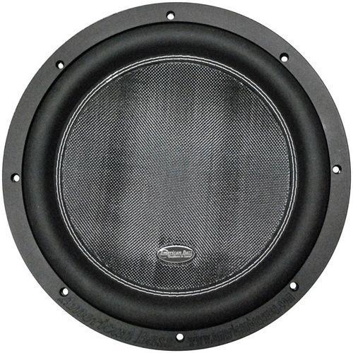 "American Bass 12"" Woofer 2400W Max 200oz Magnet"