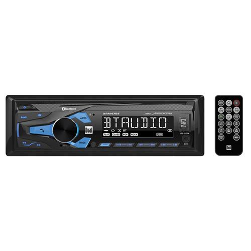 Dual Digital Reciver with Bluetooth and Charging USB 3.5mm AUX