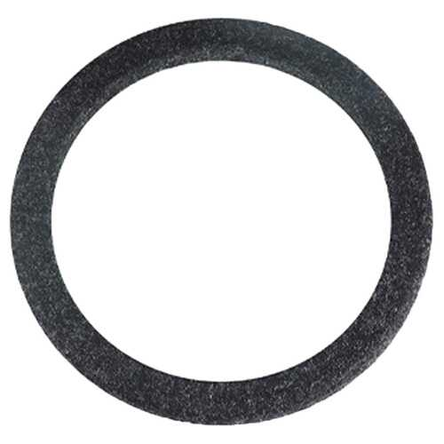 """QPower 10"""" Subwoofer Extender Round Carpeted"""