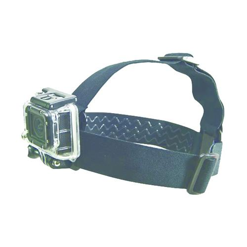 Bracketron head strap mount for action camera's
