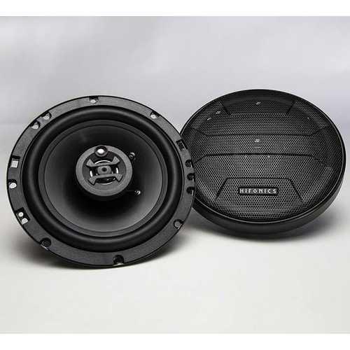 """Hifonics Zeus 6.5"""" 3-Way 300 Watts Maxx -"""