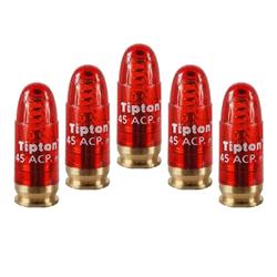 Tipton Snap Cap Pistol 45 ACP 5 Pack