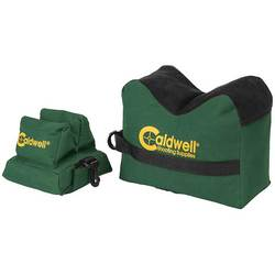 Caldwell DeadShot Boxed Combo Front & Rear Bag Unfilled