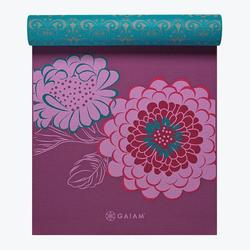 GAIAM KIKU REVERSIBLE YOGA MAT 5MM