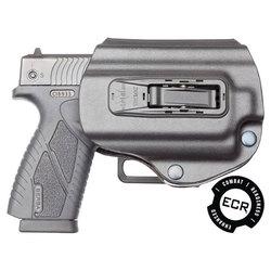 *TLKHC9* Viridian Right TacLoc Holster for Bersa Thunder CC 9mm & BPCC w/ Viridian C Series