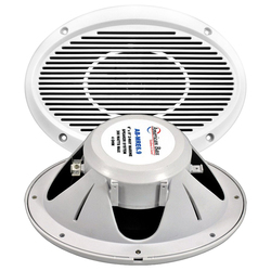 "American Bass 6X9"" 2-Way Marine Speakers 300W Max"