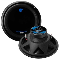 """Planet Audio Anarchy 15"""" Woofer Dual 4 Ohm Voice Coil Black Poly Injection Cone"""