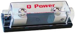 *ANLH03* Qpower ANL 4 Gauge Fuse Holder