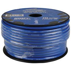 Audiopipe 10 Gauge 100Ft Primary Wire Blue