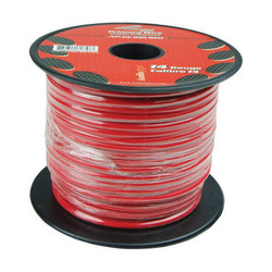 Audiopipe 14 Gauge 500Ft Primary Wire Red