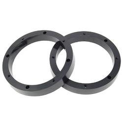 """Audiopipe 8.5"""" Plastic Speaker Spacer Rings - Pair"""