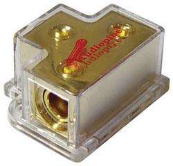 Audiopipe 1 to 2 Power Distribution Block
