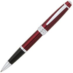 Cross Bailey Red Lacquer Gel Rolling Ball Pen