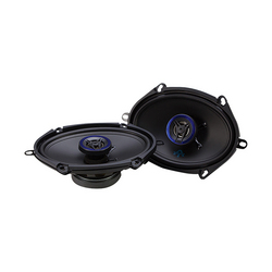 """Autotek 5x7""""-6x8"""" Coaxial Speaker 250w Max"""