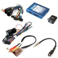 PAC Navigation unlock interface GM 29 bit Data-Bus