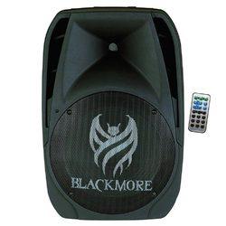 "Blackmore 15"" Bluetooth Rechargeable 12V Amplifier Speaker"