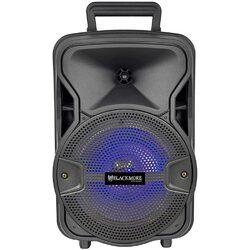 "Blackmore 8"" Bluetooth Rechargeable 12V Amplifier Speaker"