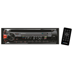 Blaupunkt single din CD/MP3 receiver with USB/SD/AUX