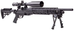 Benjamin .25  Armada PreCharged Pneumatic Powered MultiShot Bolt Action Air Rifle