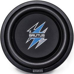 "Hifonics 8"" Brutus Series Shallow Subwoofer  400W Max 4 Ohm DVC"