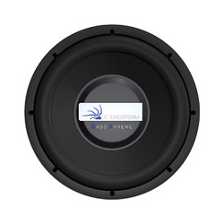 """SoundStream Bass Xtreme 2400w Max DVC 4 Ohm 12"""" Subwoofer w/ Overcompensating Motor Structure"""
