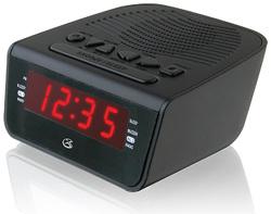 Gpx Digital AmFm Clock Radio