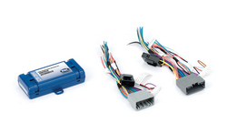 PAC radio interface '04-'17 Chrysler Dodge and Jeep can bus radios