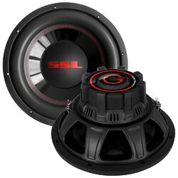 "Soundstorm Charge 12"" 1200 Watt 4 ohm DVC"
