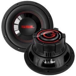 Soundstorm Charge 8´´ Woofer 800W Max 4 Ohm DVC
