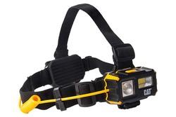 EZ RED CAT 250 Lumen LED Spotlight 120 Lumen COB Floodlight 4 Function Headlamp