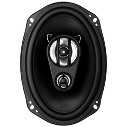 "Soundstorm 6x9"" 3-Way Speaker 300W"