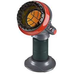 Mr. Heater MH4B Little Buddy 3800-BTU Indoor Safe Propane Heater Medium