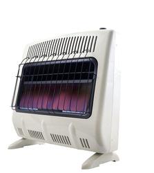 Mr HeaterBlue Flame 30000 BTU Natural Gas Vent Free heater
