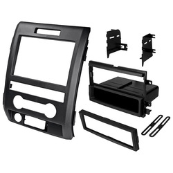 American Int'l 09-14 Ford F150 Install Kit-Single Din & Double Din Applications