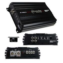 American Bass 1CH Amplifier 2340 Watts RMS