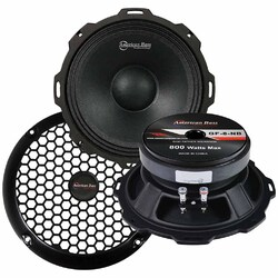 "American Bass 8"" 800 Watts 4 Ohm (each)"