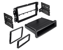 INSTALLATION KIT '06-2020 DOUBLE DIN; CHEVY BUIK GMC